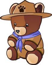 Cub Scout Teddy Bear
