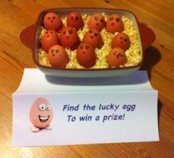 Lucky Egg Fundraiser