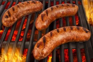 Bonfire Night Sausages