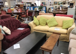Charity Furniture Store