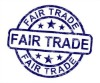 Fair trade fundraising products