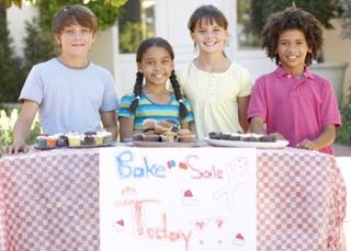 Kids Bake Sale