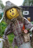 Novel fundraising idea scarecrow festival