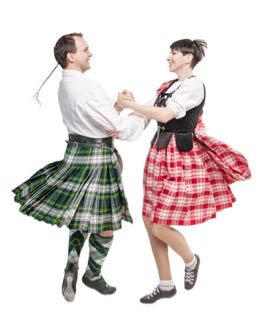 Scottish Dance Fundraiser