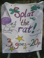 Splat the rat poster