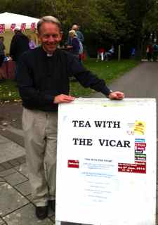 Tea With The Vicar