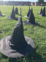 Halloween Fundraiser Witches Hat