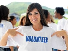 Volunteer T Shirt