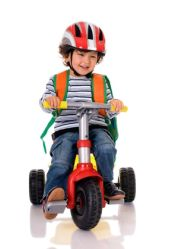Toddler Triathlon - Trike