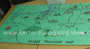Fundraising Treasure Maps and Lucky Squares