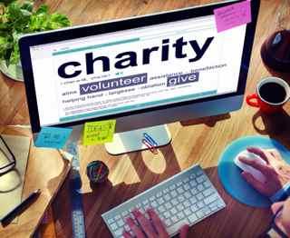 Pinterest for Charity Groups