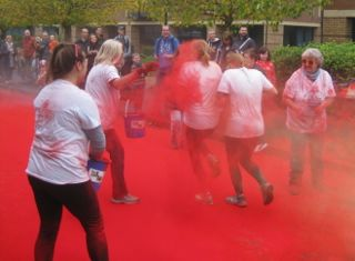 Colour Run Colour Station