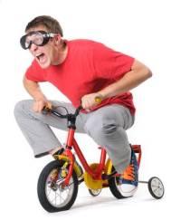 kids bike race fundraiser