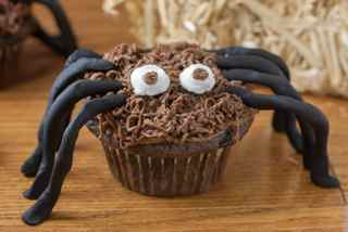Halloween Cupcake Competition