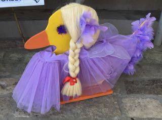 Lyme Regis Duck Competition Tutu Duck