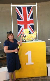 Lyme Regis Ducks Winner