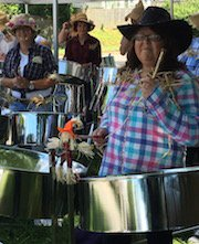 Scarecrow Steel Band