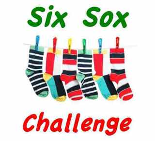 Six Sox Challenge Christmas Fundraiser