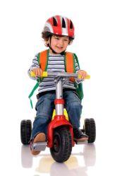 Toddler Triathlon - Trike
