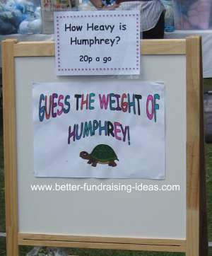 As You Can See Ideas For Fundraising Activities Do Not Have To Be Complicated